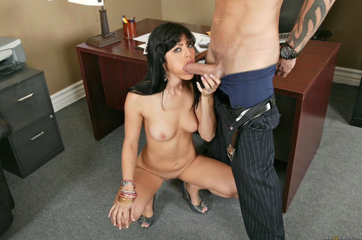 image She is cheating on her boyfriend in her first porn