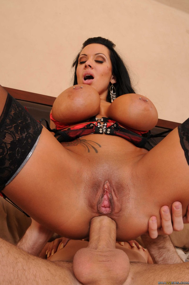 Sienna West Black Cock